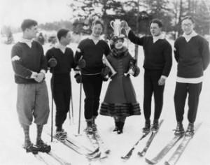 Winter sport colleges