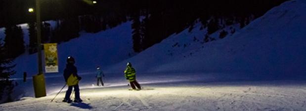 Keystone - Night Skiing